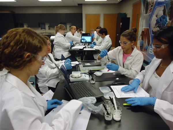 project lead the way biomedical Garrett county public schools will be graduating the first project lead the way biomedical science program completers this school year the program which was.